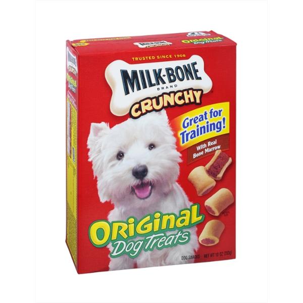 Milk Bone Crunchy Original Dog Treats
