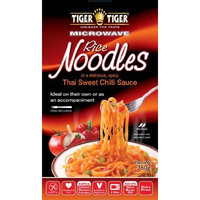 Tiger Tiger Microwaveable Noodles Thai Sweet Chilli, 8.8-Ounce (Pack of 8)