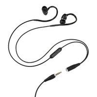 JLab FIT Fitness Sport Earbuds - Black (FITBLKBOX)