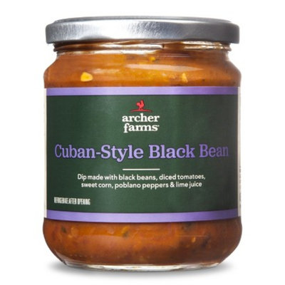 Archer Farms Cuban Black Bean Dip 15floz