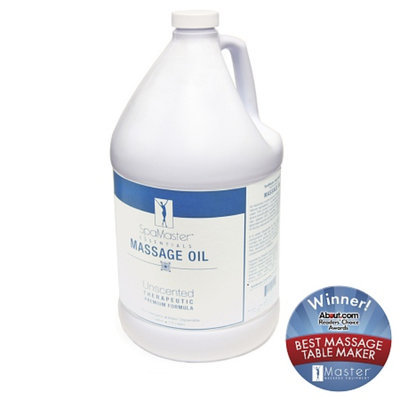 SpaMaster Essential Massage Oil 1 Gallon