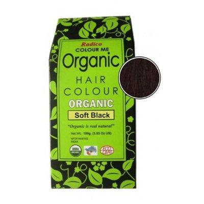 Radico Colour Me Organic Hair Color - Soft Black