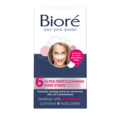 Bioré Ultra Deep Cleansing Pore Strips