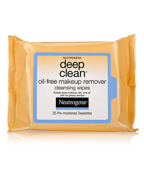 Neutrogena Deep Clean Oil-Free Make-up Remover Cleansing Wipes
