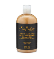SheaMoisture African Black Soap Deep Cleansing Shampoo