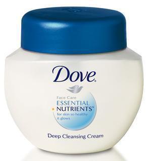 Dove Essential Nutrients Deep Cleansing Cream