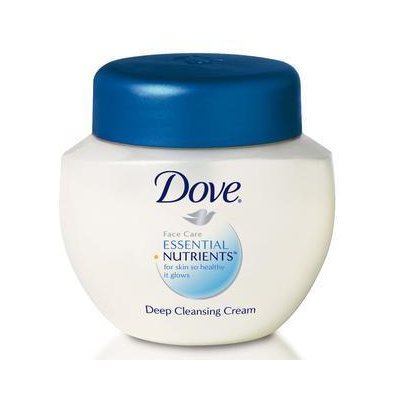 Dove Essential Nutrients Deep Cleansing Cream