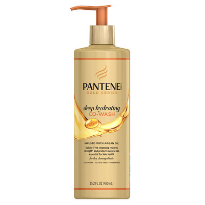 Pantene Pro-V Gold Series Deep Hydrating Co-Wash