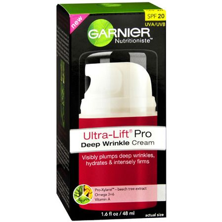 Garnier Nutritioniste Ultra-Lift Pro Deep Wrinkle Cream