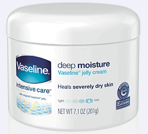 Vaseline® Intensive Care™ Deep Moisture Jelly Cream