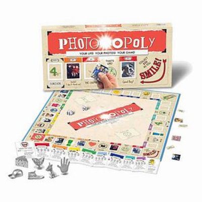 Photo-opoly Game Making Kit  Ages 8+
