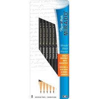 Paper Mate Mirado Black Warrior Cedar Pencils, 8 #2 Pre-Sharpened Pencils(58494)