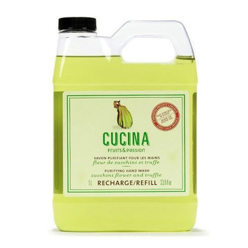 Zucchini Flower and Truffle Cucina Purifying Hand Wash Refill