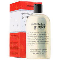 philosophy sparkling white ginger shower gel, 16 fl oz