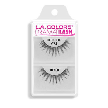 L.A. Colors Dramatilash Eyelashes, Delightful