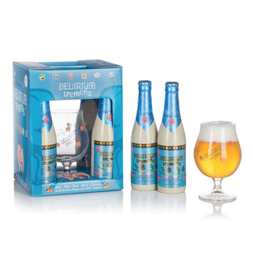 Brewery Huyghe Delirium Tremens Gift Pack