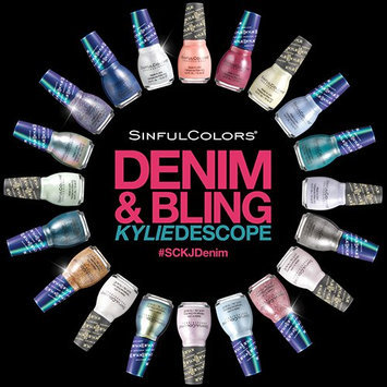 SinfulColors Kylie Jenner Denim & Bling Collection