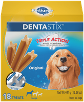 Pedigree® Dentastix® Original Large Dog Treats