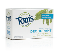 Tom's OF MAINE Natural Beauty Bar Deodorant