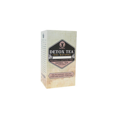 Piping Rock Detox Herbal Tea 20 Bags