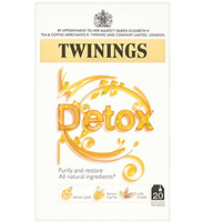 TWININGS Detox Purify and restore Enveloped Tea Bags