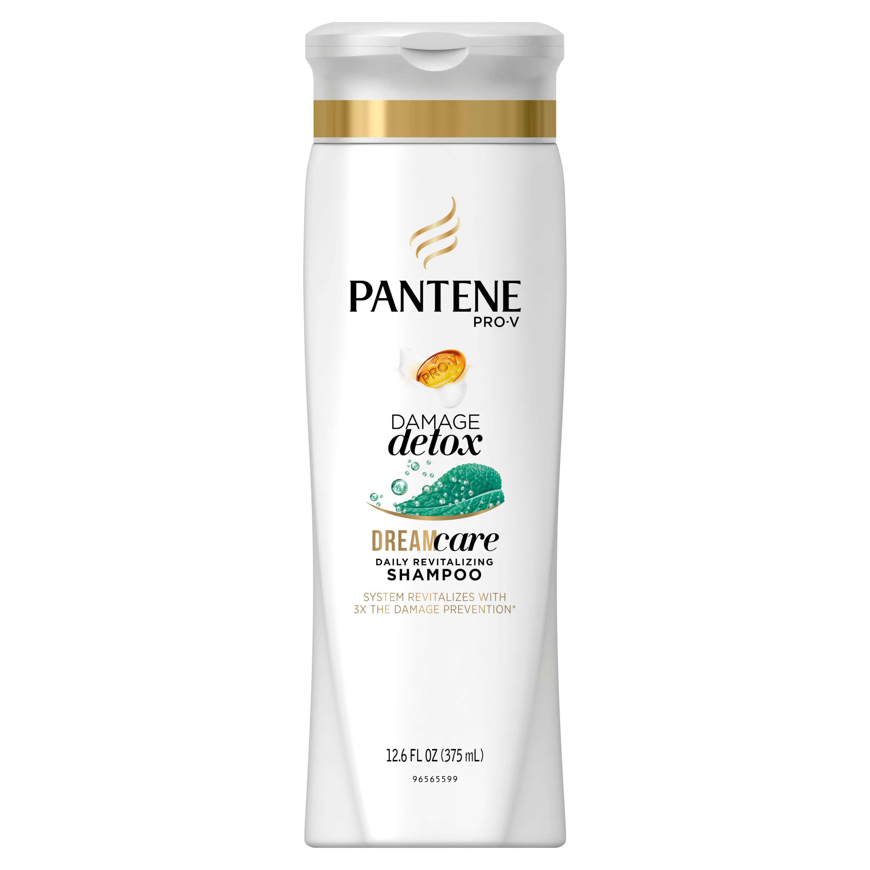 Pantene Pro-V Damage Detox Daily Revitalizing Shampoo