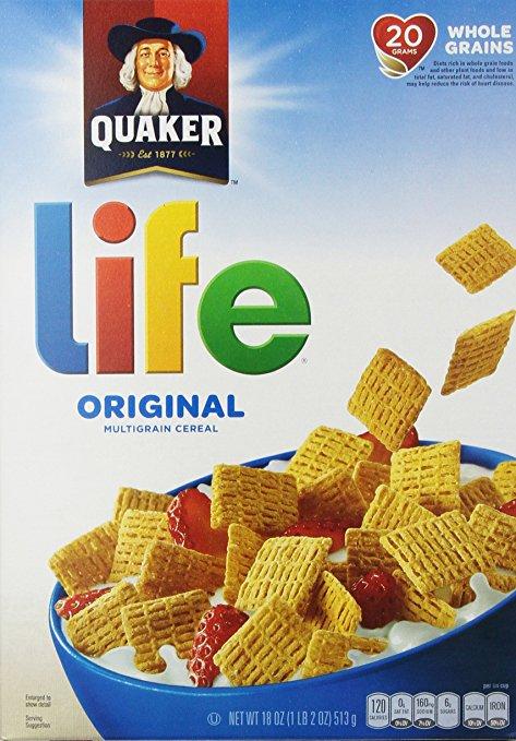 Quaker Life® Multigrain Cereal Original
