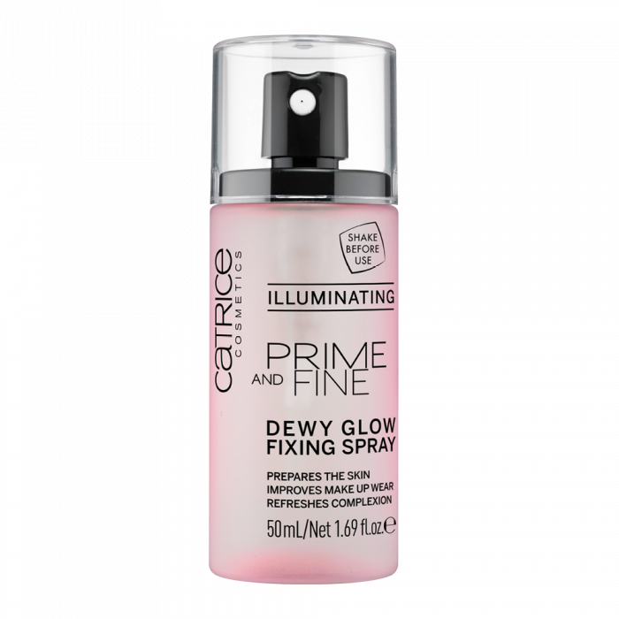 CATRICE Prime And Fine Dewy Glow Setting Spray Illuminating