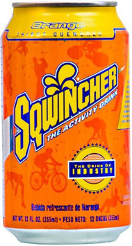 Sqwincher Orange Ready to Drink Sports Drink, Package Size: 24, Yield: 12 oz, 1 EA Model: 100104-OR