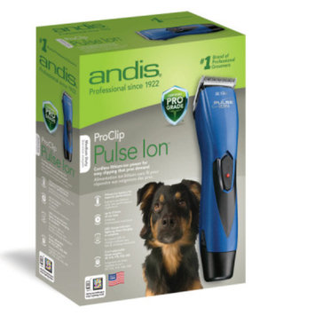 Andis Pulse Ion Dog Clipper