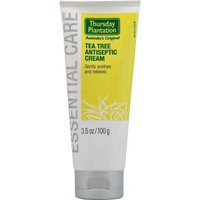 Tea Tree Antiseptic Cream 4.22 fl oz (125 ml) from Nature's Plus