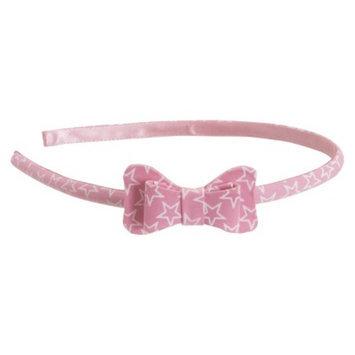 Remington Star Bow Headband - Pink