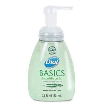 Dial®  Basics Foaming Hand Soap Honeysuckle