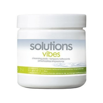 Avon Solutions Vibes Facial Cleansing Pads