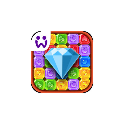 wooga Diamond Dash