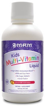 Mrm Metabolic Response Modifiers Multi-Vitamin Liquid - Orange Mango MRM (Metabolic Response Modifiers) 16 fl oz