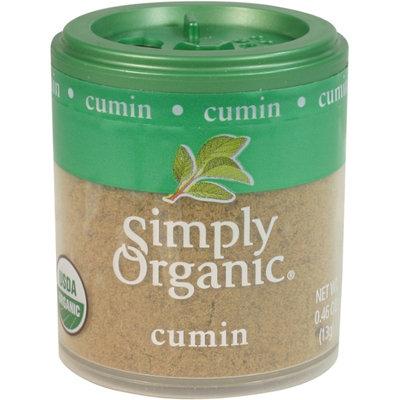 Simply Organic Certified Organic Cumin Seed Ground
