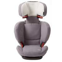 Maxi-Cosi RodiFix Booster Car Seat, Steel Grey, 1 ea