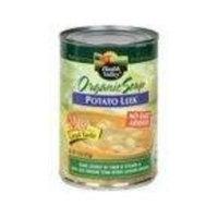 Heath Valley Natural Foods Health Valley Organic Soup No Salt Added Potato Leek -- 15 fl oz