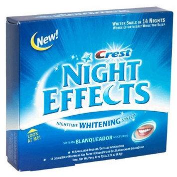 Crest Night Effects Dental Whitening System