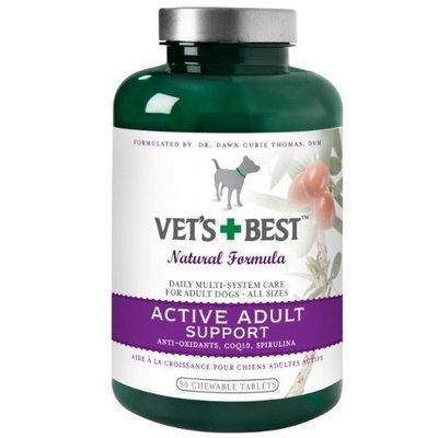 Vet's + Best Vets Best 10325VB Active Adult Support- 90 Tab