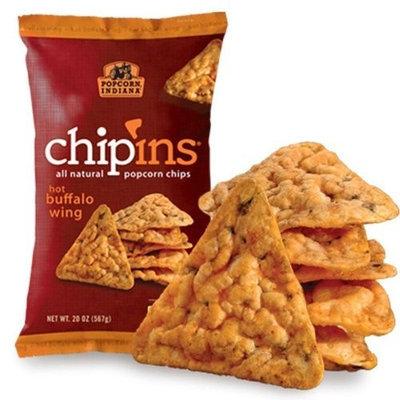 Popcorn Indiana Chip'ins Hot Buffalo Wing Popcorn Chips