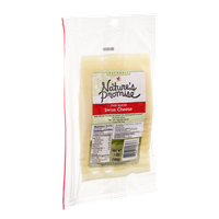 Nature's Promise Naturals Cheese Swiss Thin Sliced