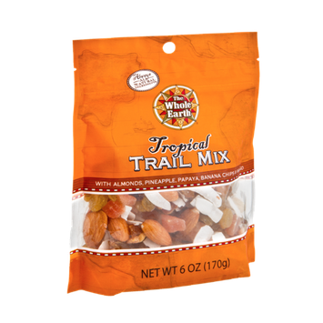 The Whole Earth Tropical Trail Mix
