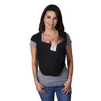 Baby K'tan Baby K'Tan Wrap Baby Carrier - Black - Medium