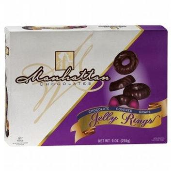 Manhattan Jelly Ring Grape Gluten Freetbx - Pack of 12 - SPu516815