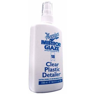 Meguiar's Meguiars M1808 Clear Plastic Cleaner/Polish