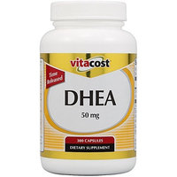 Vitacost Brand Vitacost DHEA Time Released -- 50 mg - 300 Capsules
