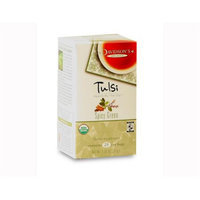 Davidson's Tea Davidson Organic Tea 2555 Tulsi Spicy Green Tea Box of 25 Tea Bags