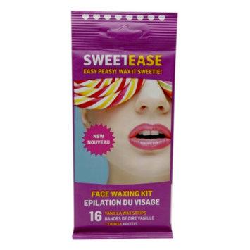 SweetEase Face Waxing Kit Vanilla